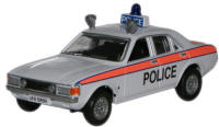 New Modellers Shop - Oxford Diecast - Ford Consul Staffordshire Police - 76fc002
