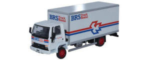 Oxford Diecast Ford Cargo Box Van - BRS - 76FCG001