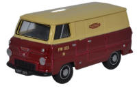 Oxford Diecast Ford 400E Van - British Rail - 76FTB001