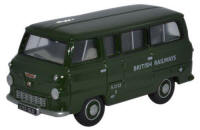 Oxford Diecast Ford 400E Van - British Rail - 76FTB002