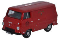 Oxford Diecast Ford 400E Van - Royal Mail - 76FTB004