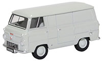 Oxford Diecast Ford 400E Van - Cargo Grey - 76FDE010