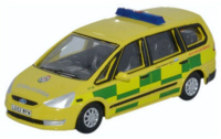 Oxford Diecast Ford Transit Lomond Mountain Rescue - 76TG002