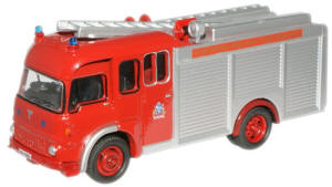 New Modellers Shop - Oxford Diecast - TK Fire Engine 76FIRE004