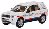 76FRE005 - Oxford Diecast Land Rover Freelander - London Underground