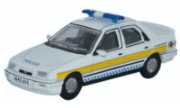 Oxford Diecast Ford Sierra - Sapphire Nottinghamshire Police - 76FS002