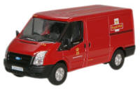 Oxford Diecast Ford Transit - Royal Mail - 76FT002