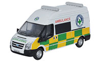 Oxford Diecast Ford Transit Lomond Mountain Rescue - 76TF010