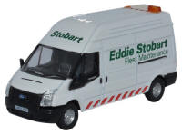 Oxford Diecast Ford Transit LWB High Stobart Fleet Maintenance - 76FT021
