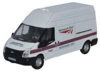 Oxford Diecast Ford Transit LWB High Network Rail Response Unit - 76FT022