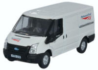 Oxford Diecast Ford Transit SWB Low Roof Network Rail - 76FT023