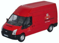 Oxford Diecast Ford Transit LWB High Royal Mail - 76FT024