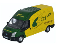 Oxford Diecast - Ford Transit LWB High Roof City Link - 76FT025