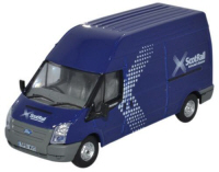 76FT028 - Oxford Diecast Ford Transit MK5 LWB High Scotrail