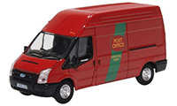 76FT032 - Oxford Diecast Ford Transit Mk5 Post Office