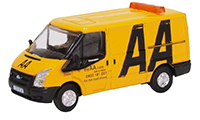 76FT033 - Oxford Diecast Ford Transit Mk5 SWB Low Roof AA Van