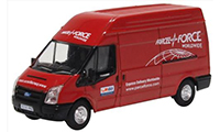 76FT034 - Oxford Diecast Ford Transit Mk5 ParcelForce