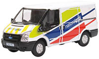 76FT035 - Oxford Diecast Ford Transit Mk5 -  National Grid