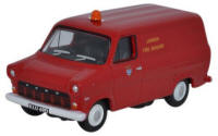 Oxford Diecast Ford Transit Mk1 - London Fire Brigade - 76FT1003