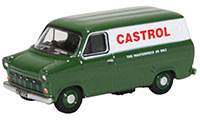 76FT1008 - Oxford Diecast Ford Transit Mk1 - Castrol