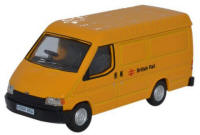 Oxford Diecast Ford Transit Mk3 - British Rail - 76FT3003