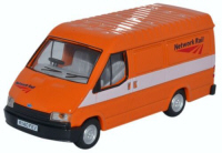 76FT3007 - Oxford Diecast Ford Transit Mk3 - Network Rail
