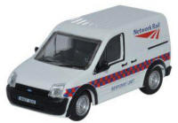 Oxford Diecast Ford Transit Connect - Network Rail - 76FTC002