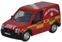 Oxford Diecast Ford Transit Connect - Cork City Fire Brigaed- 76FTC003