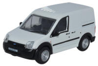 Oxford Diecast Ford Transit Connect - White - 76FTC005