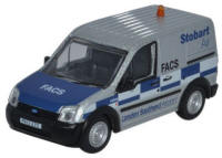 Oxford Diecast Ford Transit Connect - Stobart Air - 76FTC006