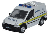 Oxford Diecast Ford Transit Connect - Garda - 76FTC007
