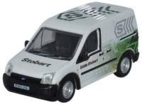 Oxford Diecast Ford Transit Connect - Stobart - 76FTC008