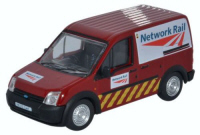 Oxford Diecast Ford Transit Connect - Network Rail - 76FTC009