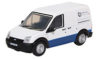 76FT010 - Oxford Diecast Ford Transit Connect - Tube Lines