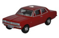 Oxford Diecast Vauxhall Viva HB Monza Red - 76HB003