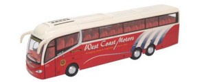 76IR6002 - Oxford Diecast Irizar I6 West Coast Motors