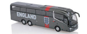 76IR6005 - Oxford Diecast Irizar I6 Guideline / England Team Coach
