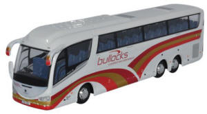Oxford Diecast Oxford Diecast Scania Irizar PB - Bullocks- 76IRZ006