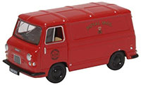 76J4001 - Oxford Diecast Morris J4 Van Royal Mail