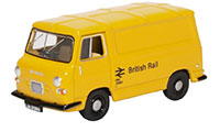 76J4002 - Oxford Diecast BMC J4 Van British Rail