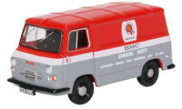 76J4004 - Oxford Diecast Morris J4 Van - BMC Parts