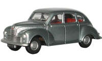 New Modellers Shop - Oxford Diecast -Oxford Diecast Athena Grey Jowett Javelin - 76cfe005