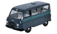 Oxford Diecast Morris J2 Scottish Ambulance Auxiliary Corps - 76JM023