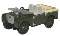 "76LAN180005 - Oxford Diecast Land Rover Series 1, 80"" - Bronze Green"