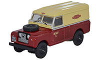 Oxford Diecast Land Rover Series 2 - British Rail - 76LAN2001