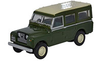 Oxford Diecast Land Rover Series II - Bronze Green - 76LAN2002