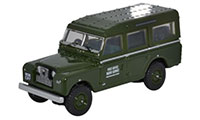 Oxford Diecast Land Rover Series 2 -  - 76LAN2006