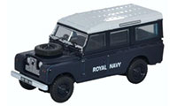 Oxford Diecast Land Rover Series 2 - Station Wagon Royal Navy  - 76LAN2015