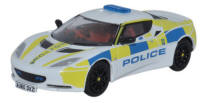 Oxford Diecast - Lotus Evora Central Motorway Patrol Group - 76LEV003