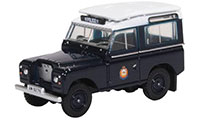 76LR2AS004 - Oxford Diecast Land Rover Series 2A - Hong Kong Police